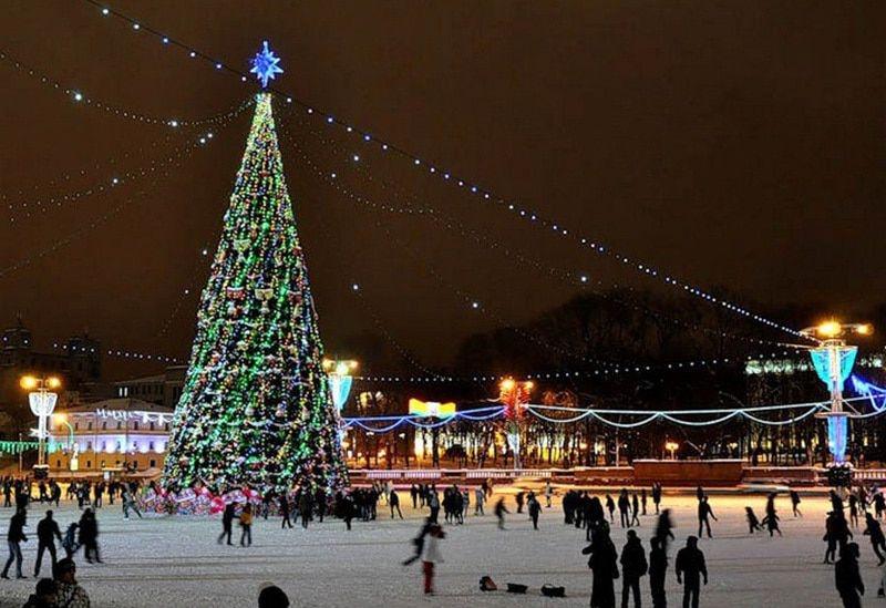 Как проходит новый год в белоруссии 2017